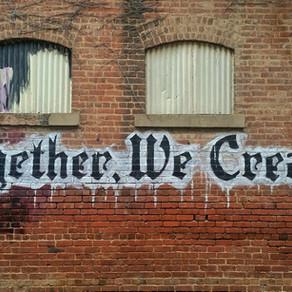 Construir un nuevo mundo por medio de la creatividad