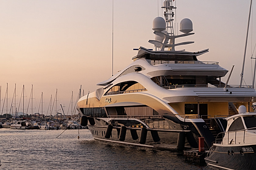 Yacht Security Service