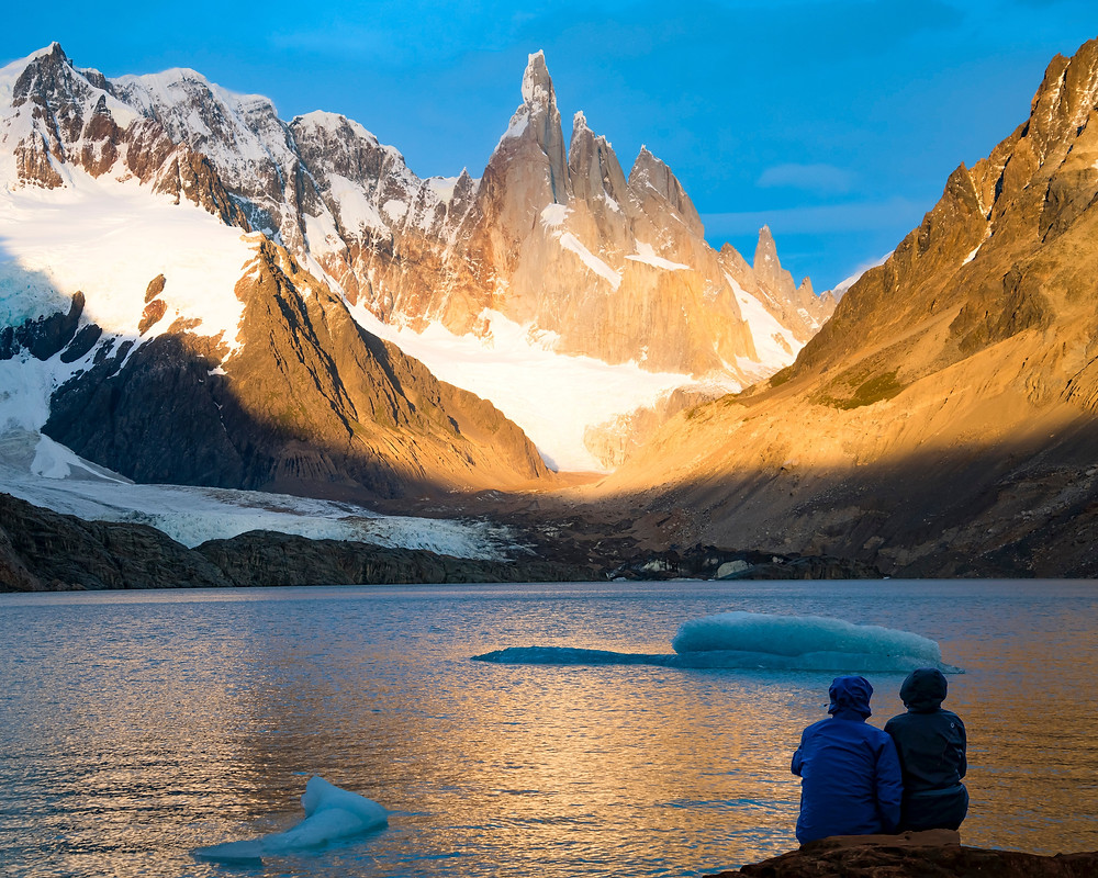 Laguna Torre is a must-see place in Patagonia