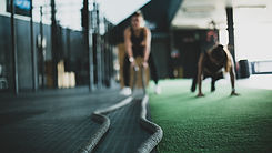 Personal training session avaliable to country club members at Hidden Valley resort just 50 minutes from the CBD