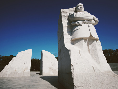 Dr. MLKJr Day reflection on cross-racial relationships and collaborations