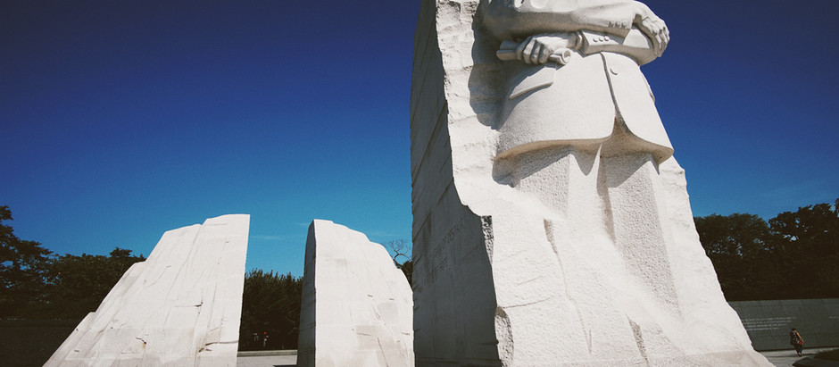 MLK Day Messages for a Troubled Time