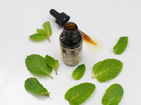 CBD oil for health and healing