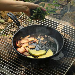 בישול על אש גלויה