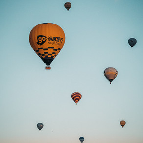 Ballooning Has Become More Popular In A New Generation
