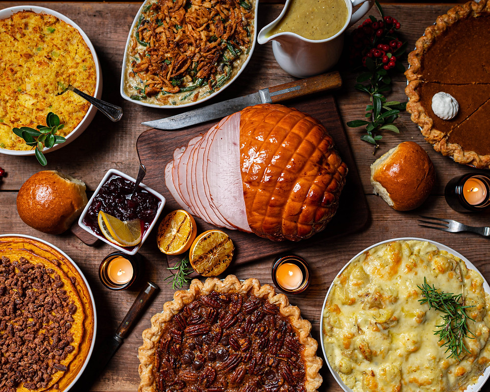 How to not overeat on thanksgiving