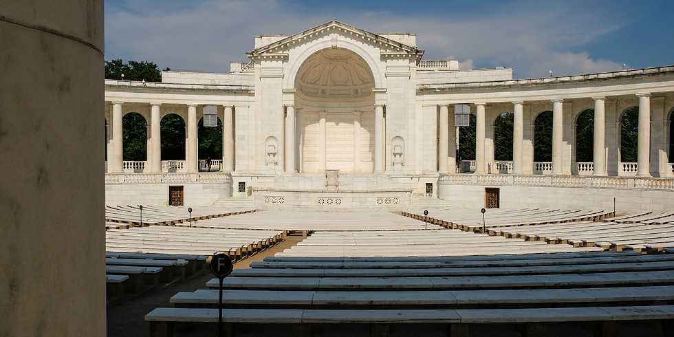 *CANCELED* Pilgrimage to the Tomb of the Unknowns