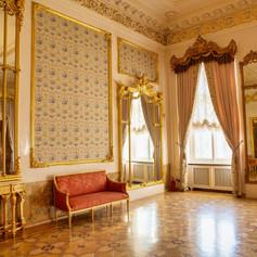 Sala in stile classico