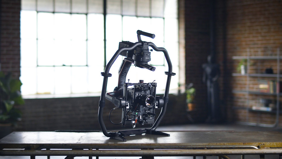 Vancouver gimbal and stabilizer rentals