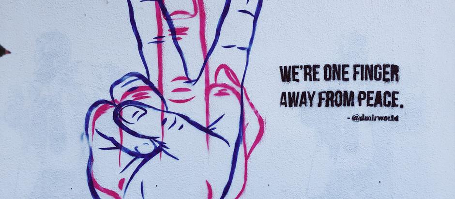 Meinungskrieg: Realität ist Verhandlungssache #integral