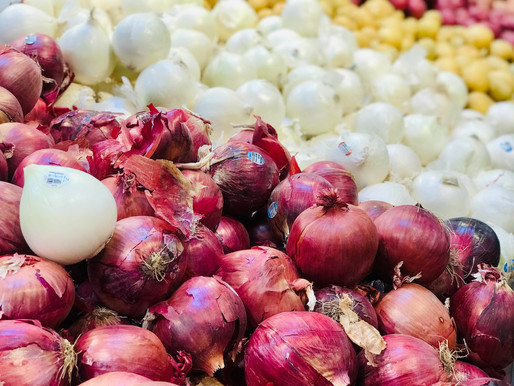 Growing Salmonella Outbreak Linked to Onions. See the Recalls in the links below.