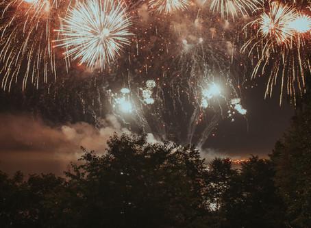 Family Bonfire & Fireworks Sunday 3rd November 2019