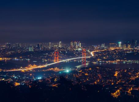 نظرة اقتصادية مستقبيلة سلبية على الاقتصاد التركي بسبب المخاطر الجيوسياسية