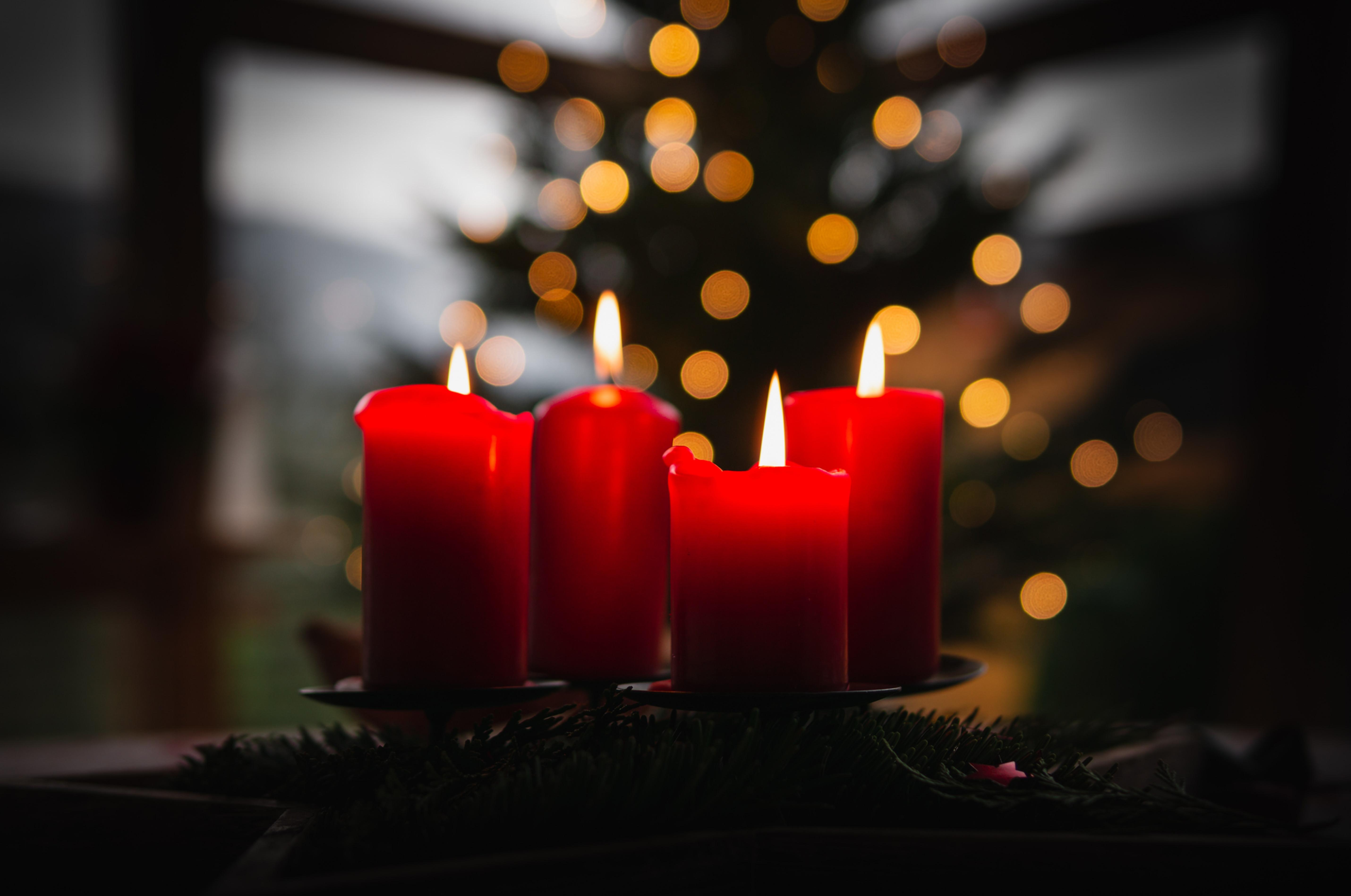 Weihnachten unter Freunden