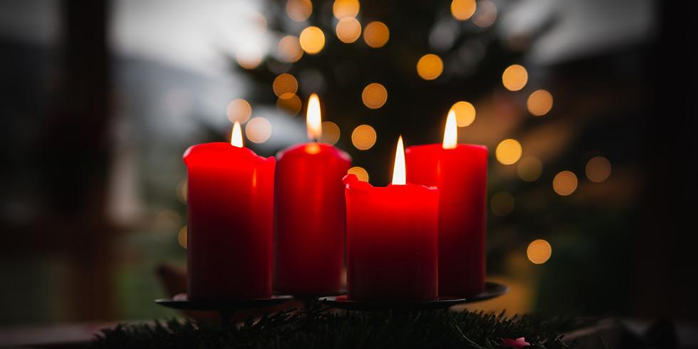 Sunday Morning Prayer - 4th Sunday of Advent