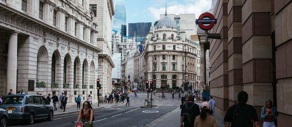 Banca d'Inghilterra: tasso d'interesse allo 0.1%             il Regno Unito non si ferma!