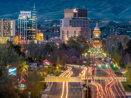 Boise, Idaho Document Apostille for International Use