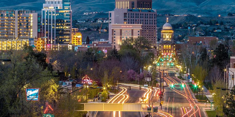 Boise Virtual Wedding Fair