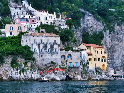 Exploring Amalfi Coast