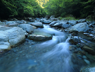 Guan Yin Speaks.  You are the river...