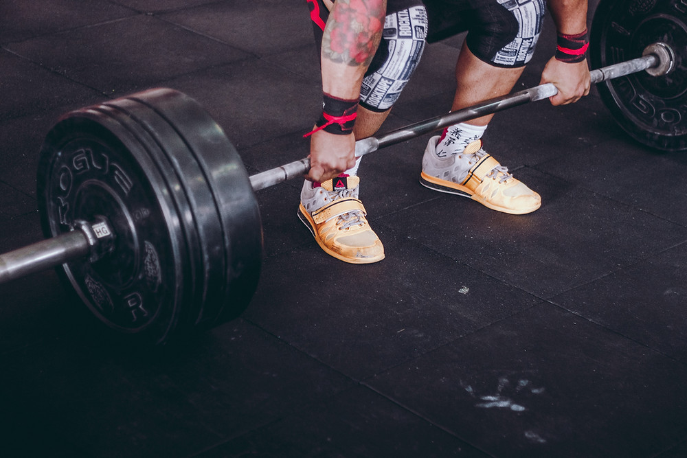 CrossFit Lifter