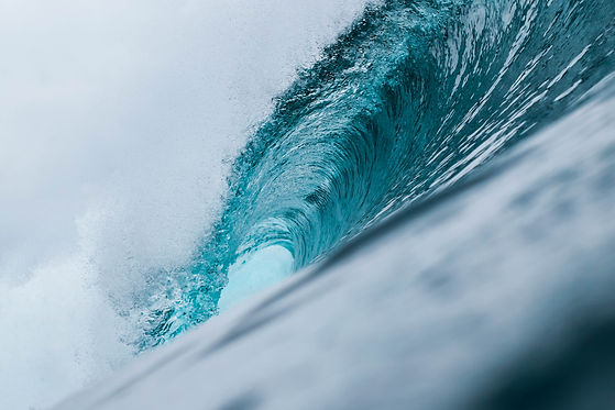 Wave Image by Jeremy Bishop