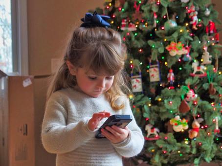 Urządzenia mobilne a wzrok naszych dzieci.
