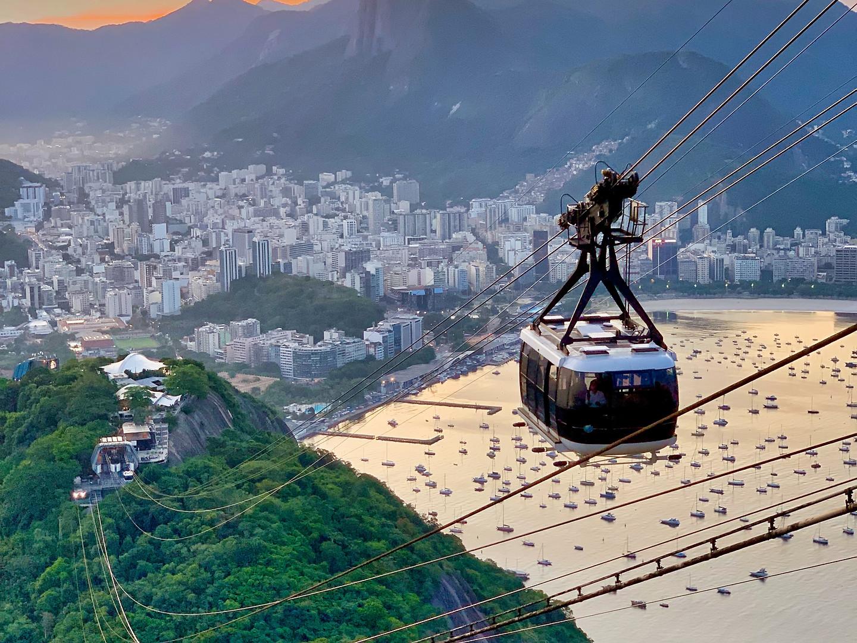 Teleferica Rio de Janeiro