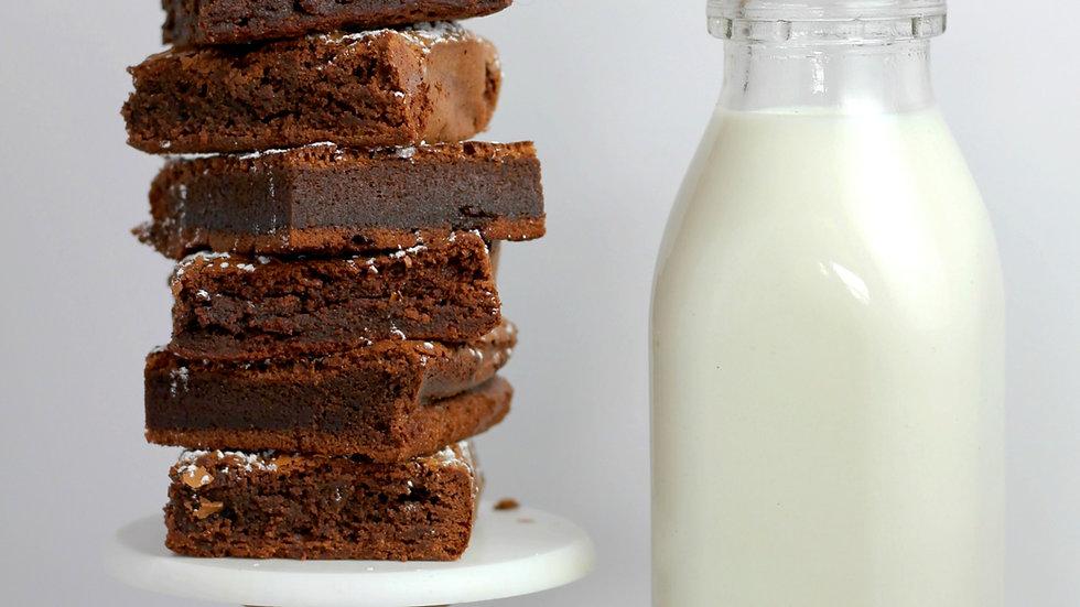 Rich Chocolate Brownie Baking Kit