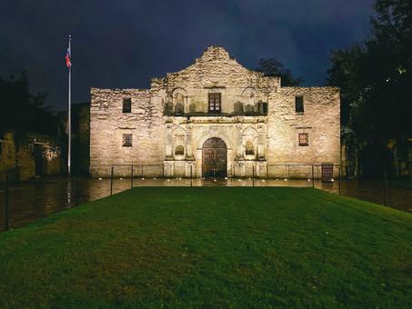 Texas – The Alamo