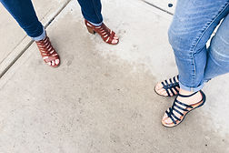jeans, shoes,