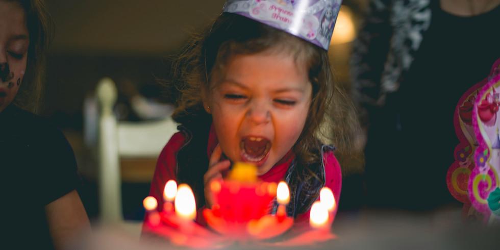 Belated Birthday Bash