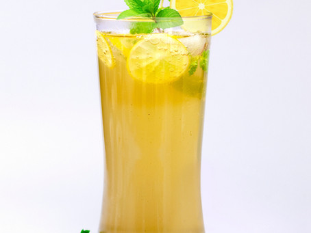 Foodie Friday ~ A Mocktail for your Memorial Day Cookouts