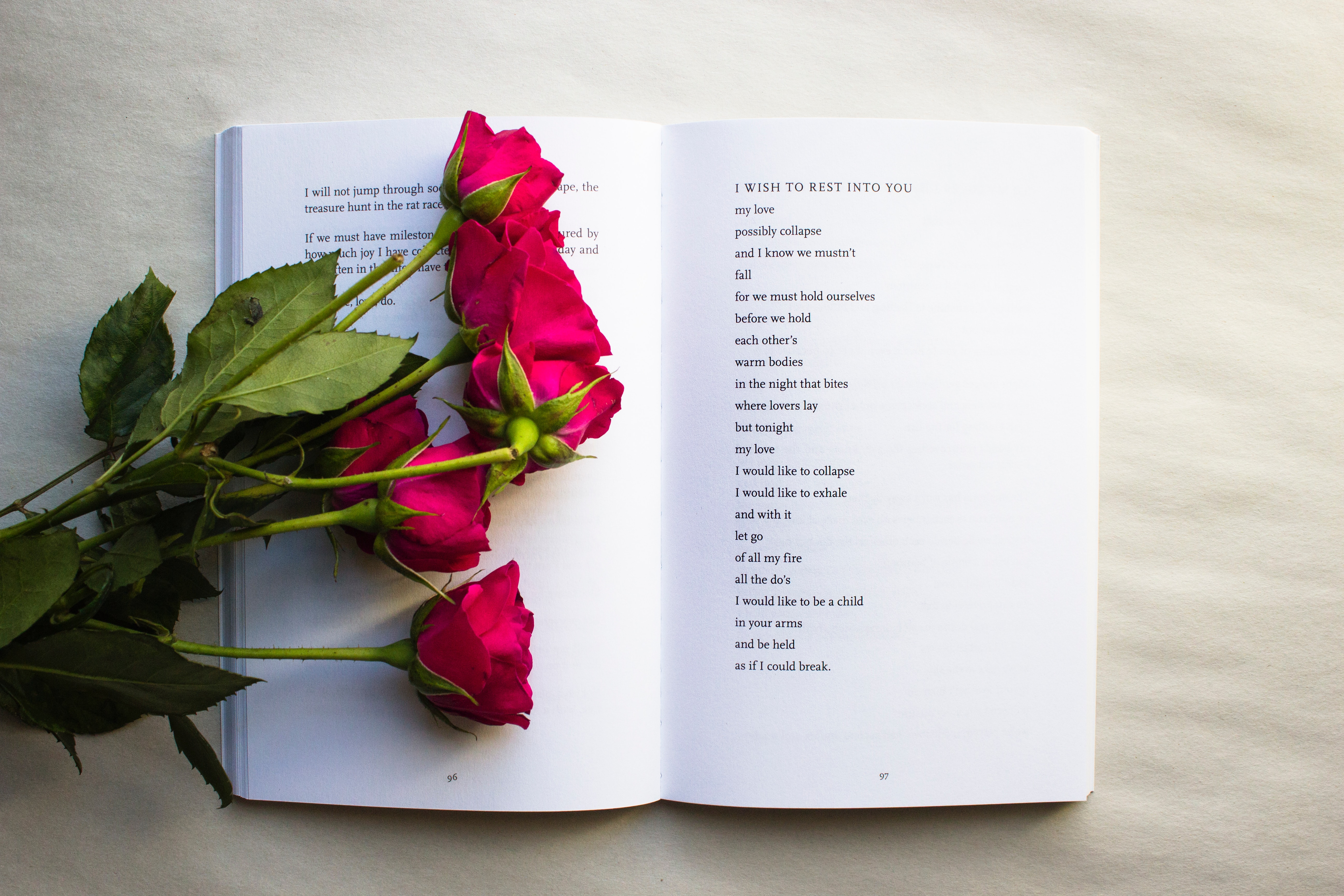 how to find poetry