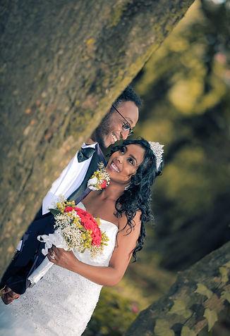 Hochzeitspaar, Trauung, Hochzeitsfeier, by Gift Habeshaw