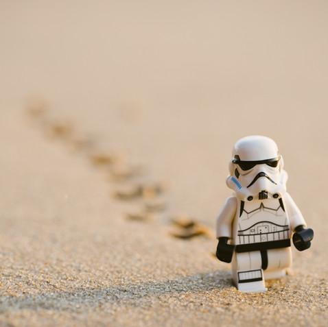 Teamwork: Lego Serious Play