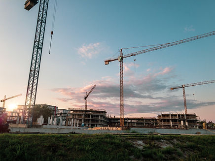 Industrial and Manufacturing construction services