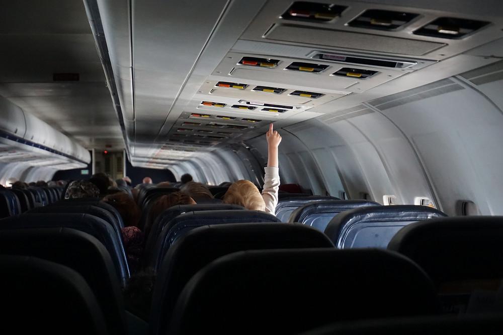 טיסה עם תינוק, לטוס עם תינוק, לטוס עם ילדים