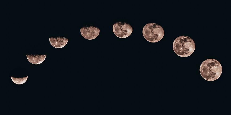 Blue Moon Gong Bath