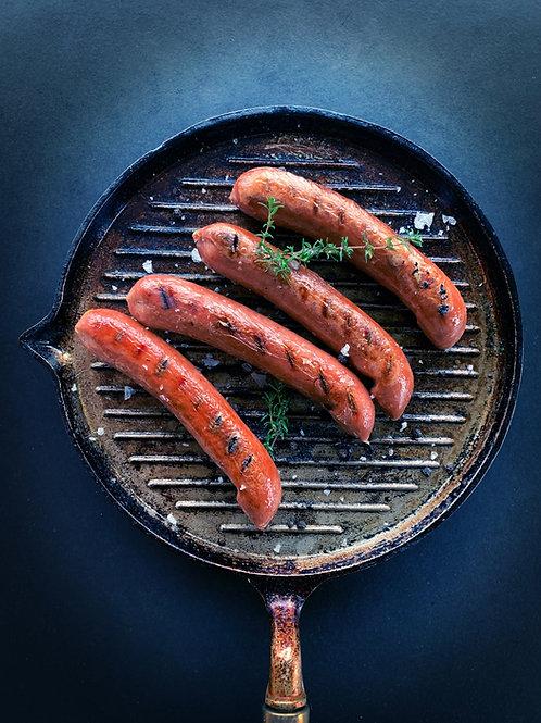 Smoked Debrecziner Sausage