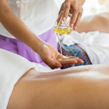 Massage pré et post natal