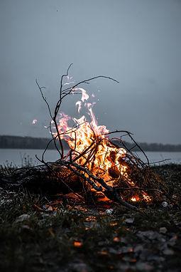 Bonfire Image by Egor Vikhrev