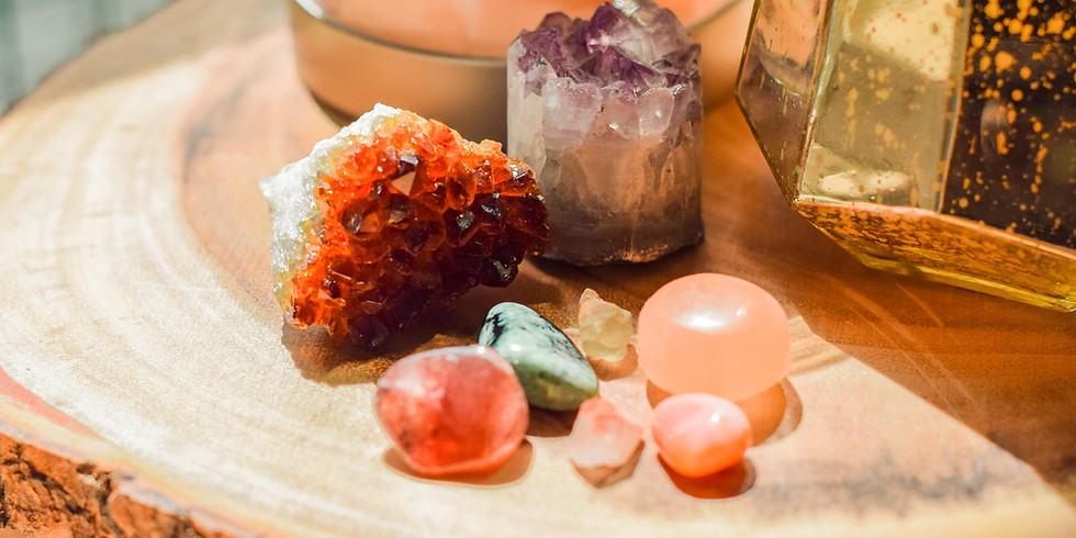 Diploma in Crystal Therapy