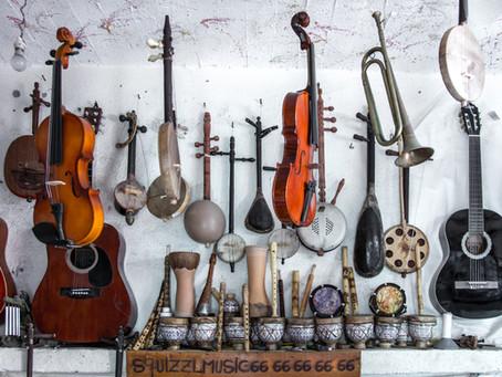 Recorrido musical y cultural – septiembre 2019
