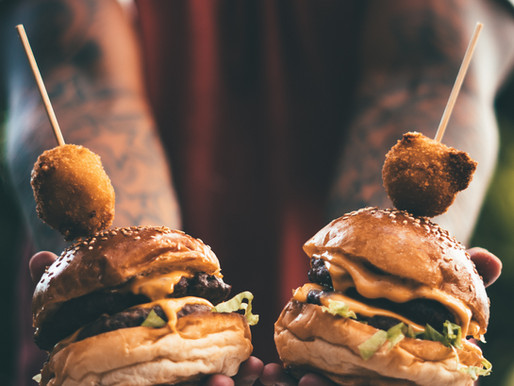 TOP 10 BURGER JOINTS IN MYRTLE BEACH.