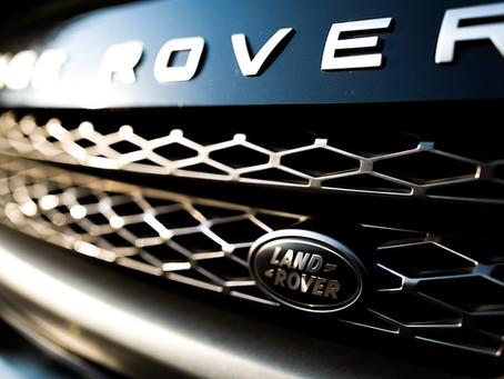 Custom Range Rover