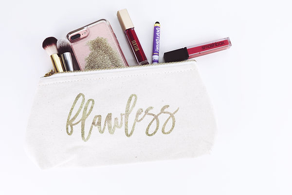 Flawless Cosmetic Bag