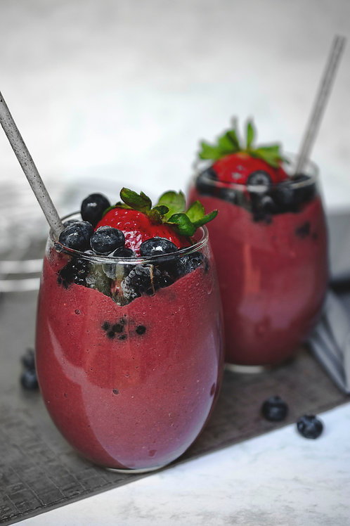Wildberry Smoothie