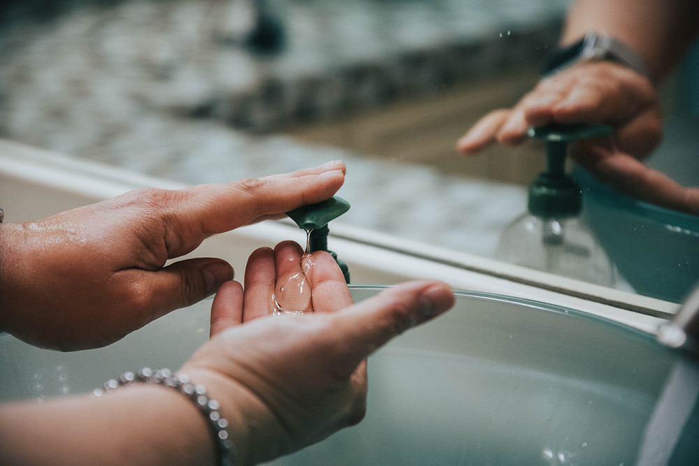 Regular hand washing is key to prevention. But in many countries access to soap and hand sanitiser may be limited. Or in some circumstances access to reliable water supplies may hinder hand washing itself.