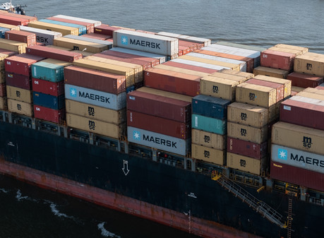 Transport morski z Chin cena. Stawki w maju 2020. Ile kosztuje transport morski z Chin?